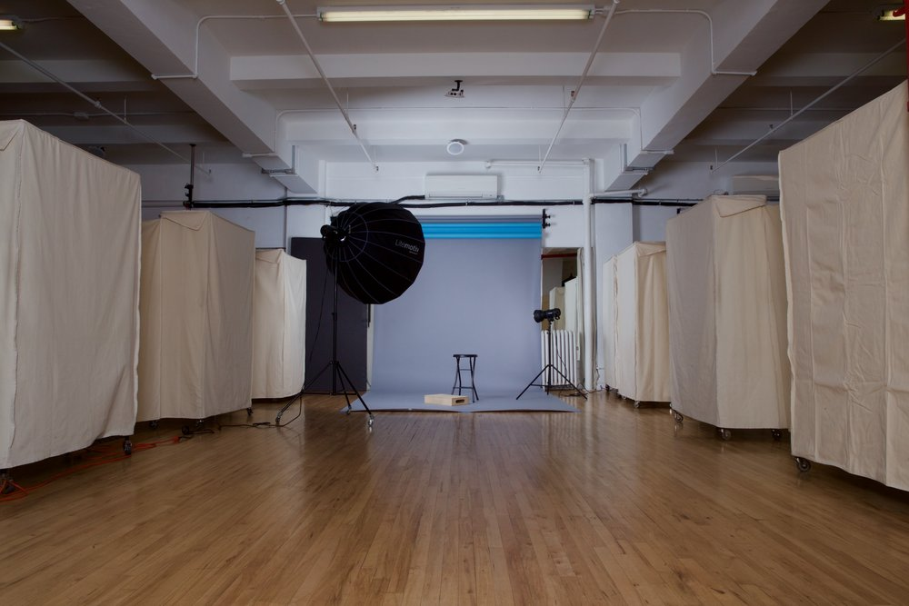 STUDIO 2 - Photo: $40/hr, $300/day