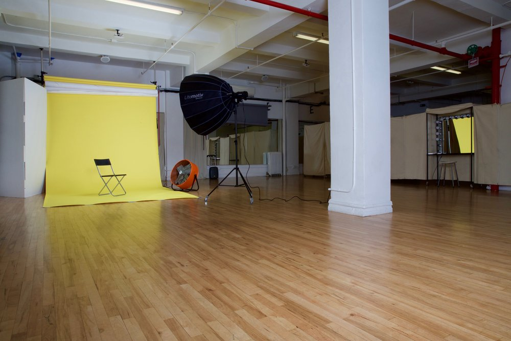 STUDIO 3+4- Photo: $90/hr, $675/day