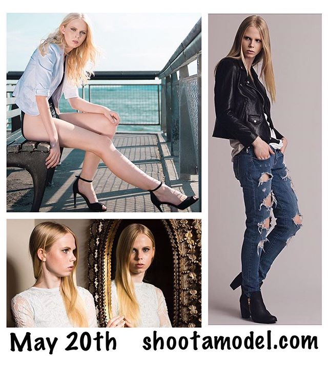 Striking 19-year old runway and fashion model @teganmodel is guest model Sat 5/20 at Shoot-A-Model in Manhattan. #shootamodel . Book Tegan for a beauty or fashion shoot at $90/hour (includes spacious daylight studio, props, and Profoto lighting equipment). . Shoot-A-Model provides professional models along with a fully equipped photo studio making it a very easy, hassle-free, and cost effective way to shoot great models to build your portfolio, for e-commerce, or just for the awesome experience. . To reserve a shoot with Tegan, pay $45 deposit at shootamodel.com/models . #NYC #model #modeling #fashion #beauty #1on1 #photoshoot #photography #photostudio #profoto #americanmodel