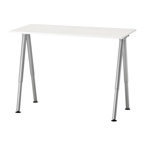 White Thyge Desk ($5)
