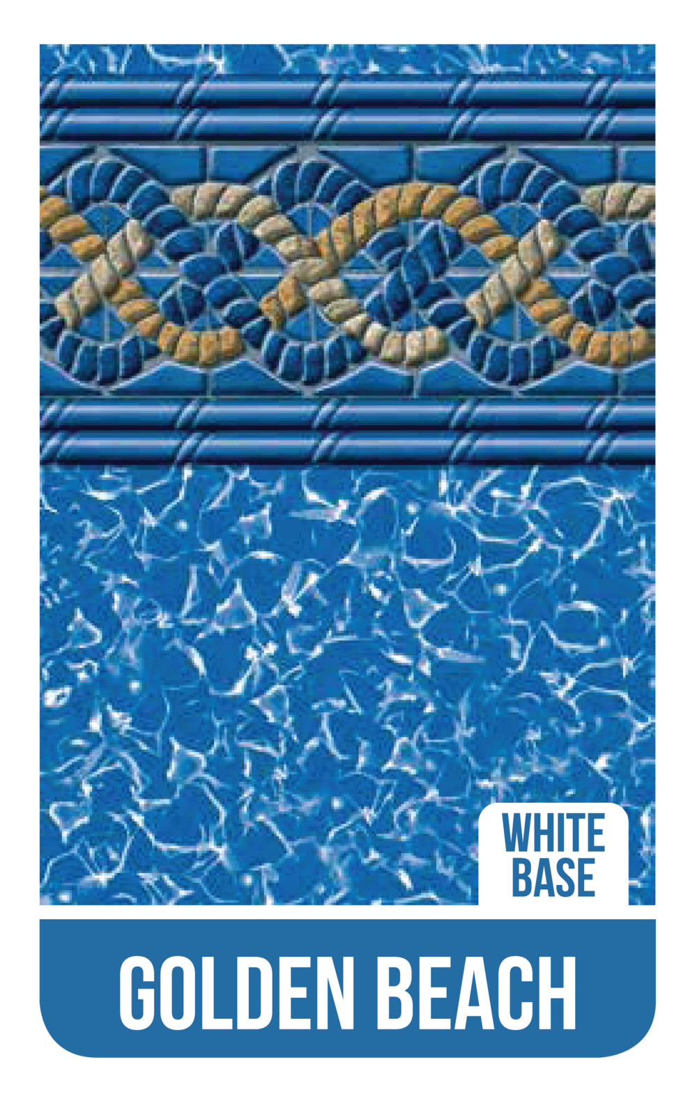 above ground pool liner pattern
