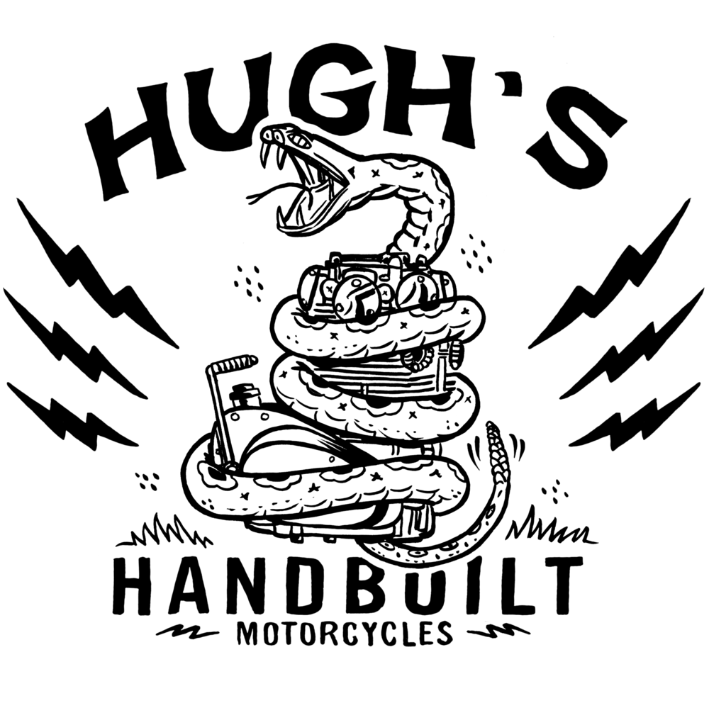 Hugh's HAndBuilt SHirt Graphic 01