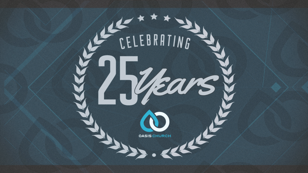 Logo - 25th Anniversary Year