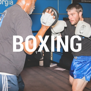 Boxing Classes Augusta