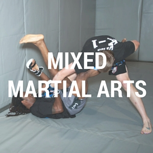 MMA instruction Augusta