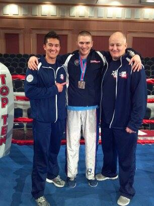 WAKO world championships Silver medalist from GMMA in Augusta