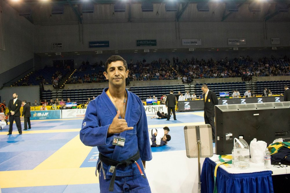 Coach Nogueira -  I am super excited for you to to meet the newest member of our staff, Alexandre Nogueira, of     São Paulo, BRAZIL! Alexandre is your new Brazilian Jiu-Jitsu coach!
