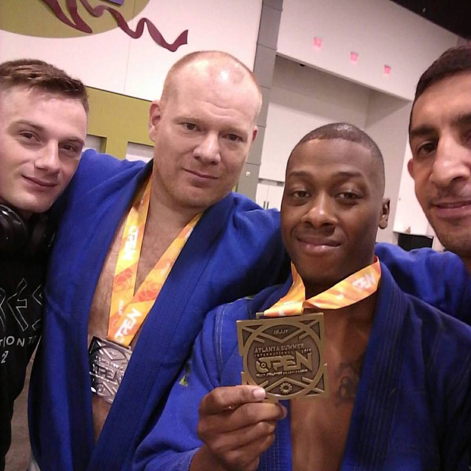 GMMA Performs at Atlanta Open! -  Congratulations to Cedric, David, Tyler, and Heath on amazing performances at the Atlanta Open, IBJJF tournament! 2 Bronze and a Silver for GMMA!