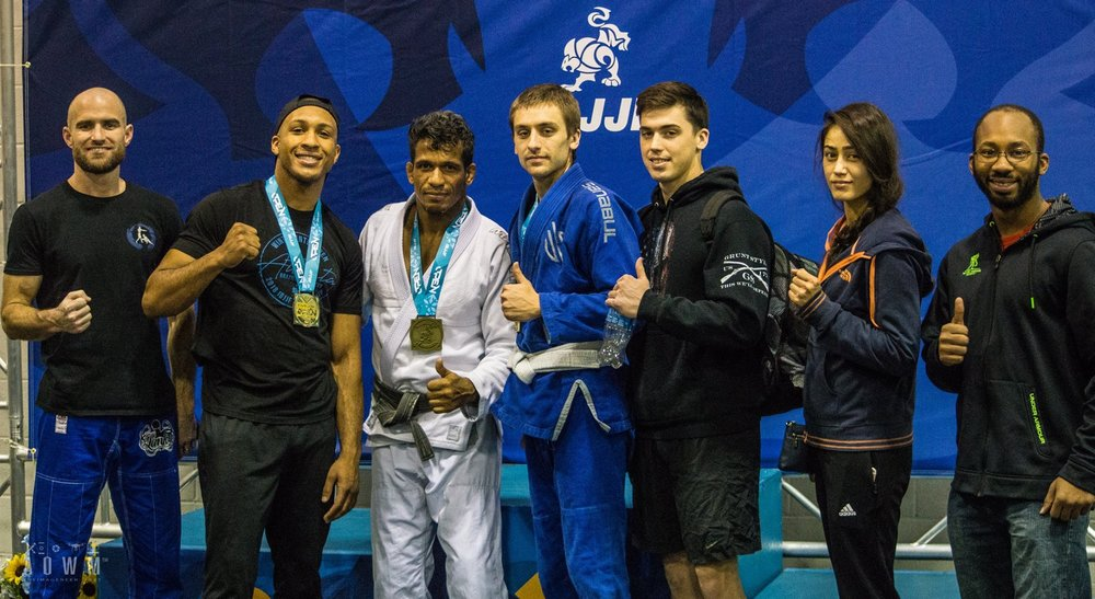Greubel's BJJ - A couple of medals for the Greubel's BJJ team recent IBJJF tournament in Atlanta, GA!