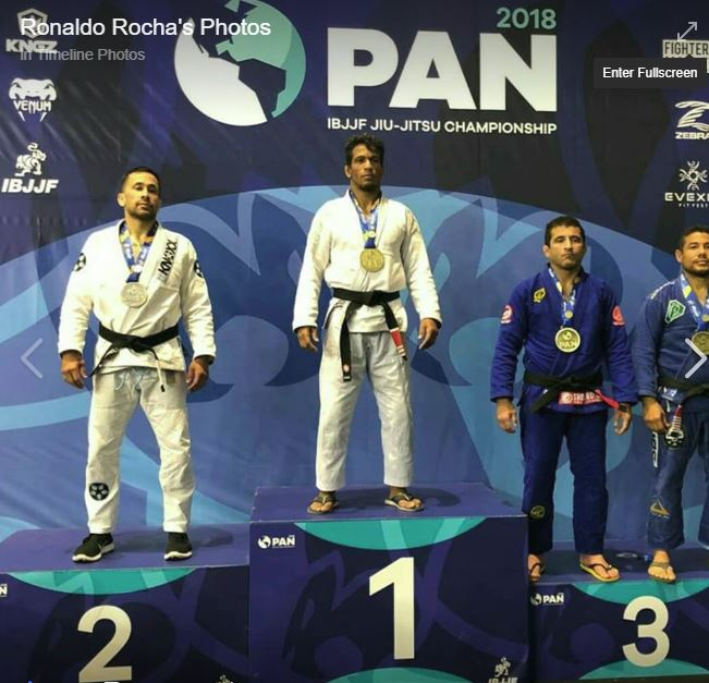 Rocha Wins Gold At Pan IBJJF Championship! - Greubel's MMA representing at IBJJF Pan Ams!