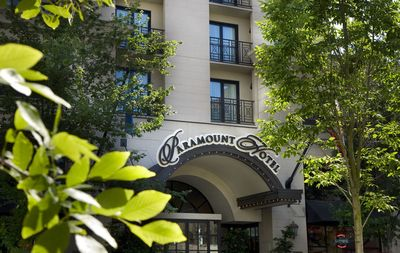 Photo: The Paramount Hotel, Portland Oregon