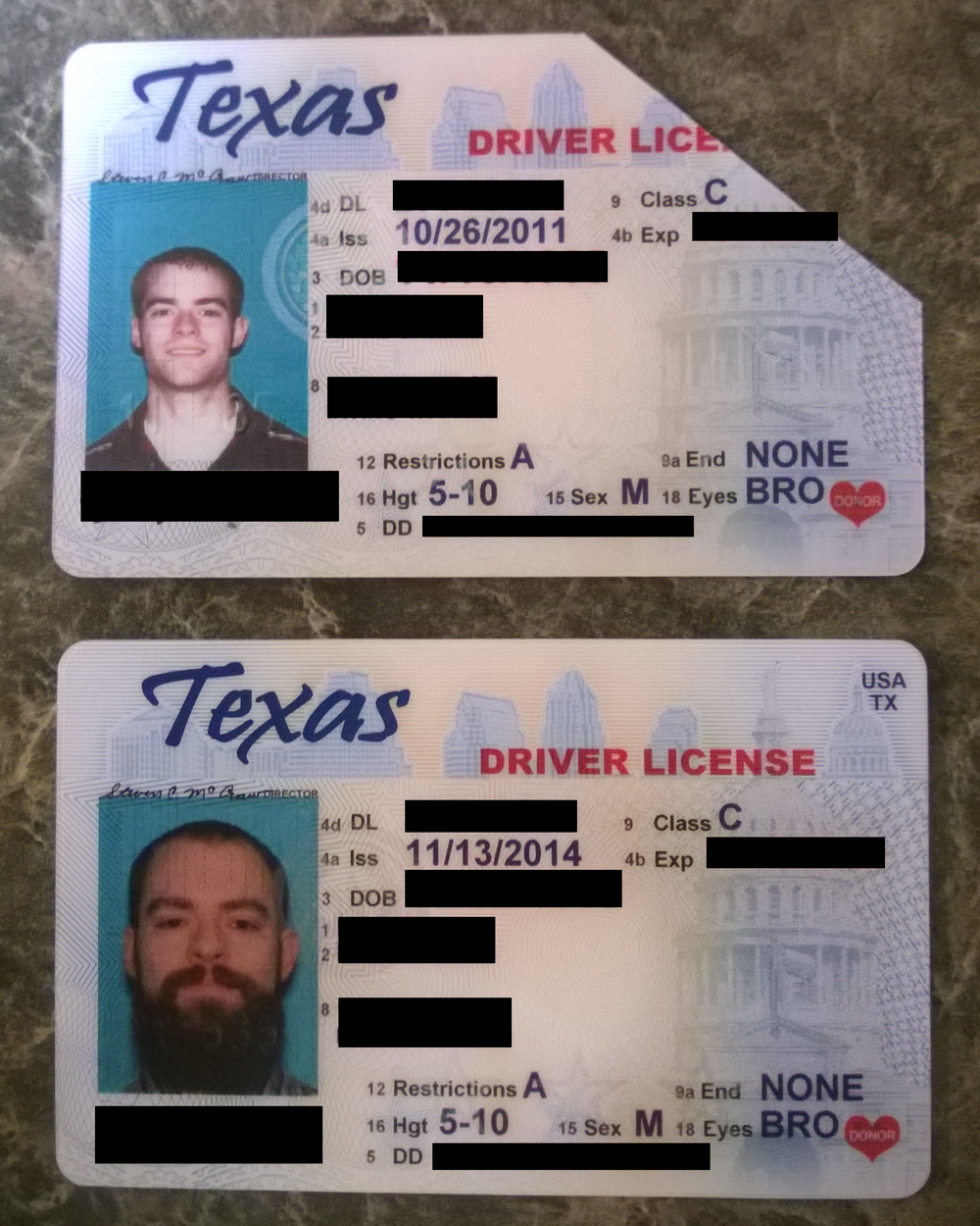 Blog ubiquity beards i like it so much that i braved the dmv one year instead of renewing my drivers license online just so i could get a new picture with my beard buycottarizona