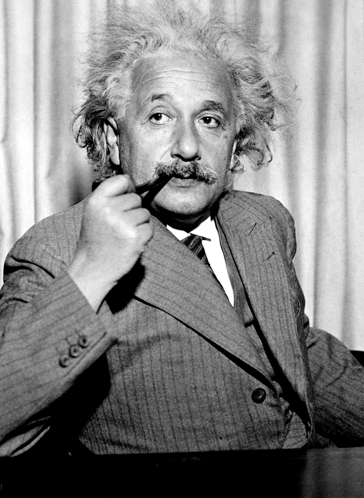 Albert Einstein - May be not the picture of fashion, but as one of my personal favorite historical figures he definitely gets notable mention. He rocked that mustache for many decades.