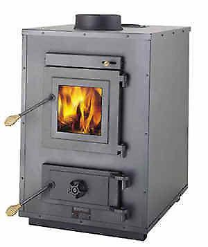 - Natural Wood Burning Furnace- typically used in combination with space heating. Requires a storage tank and abundant supply of wood.