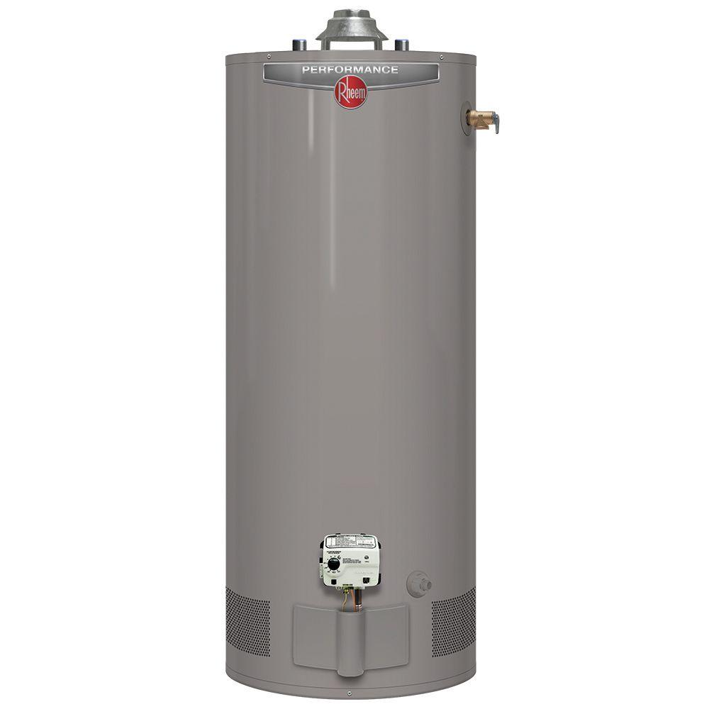 - Conventional storage water heaters offer a ready reservoir (storage tank) of hot water.
