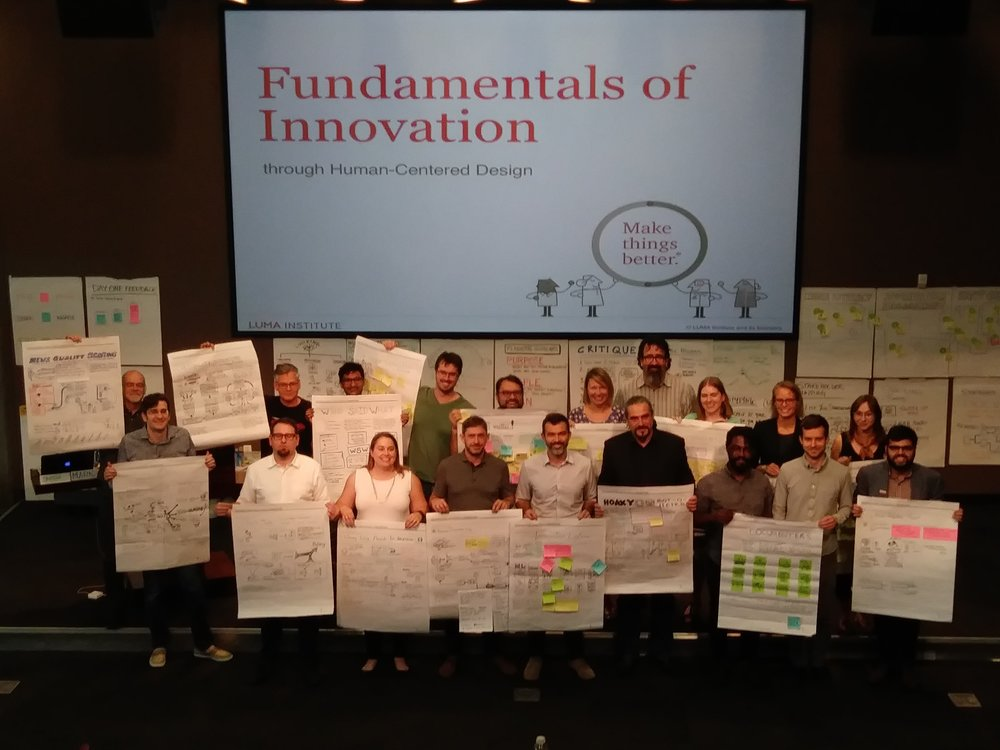 Knight Foundation Prototype Fund Concept Posters