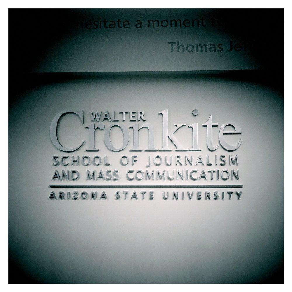 Walter Cronkite School of Journalism and Mass Communication
