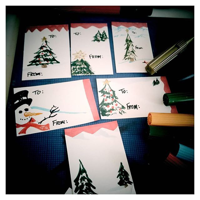 Little sketching opportunities...