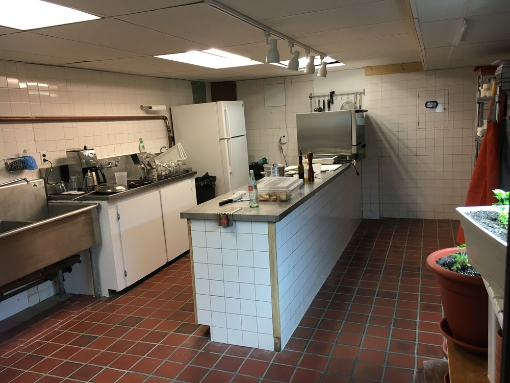 Licensed Commercial Kitchen