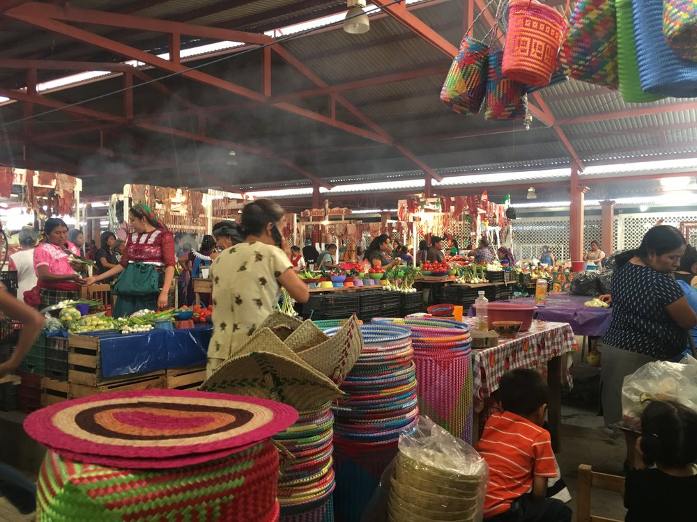 Day Market Visit - Daily life revolves around Oaxaca's day market - here, you can find everything from traditional art, food, and more local treats!