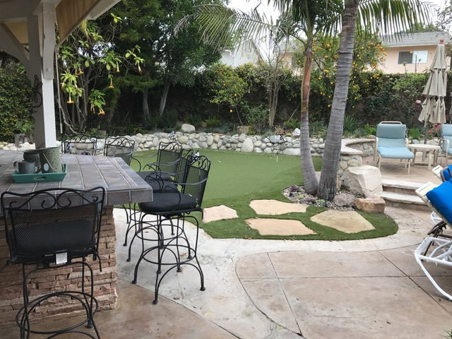 synthetic grass backyard.JPG