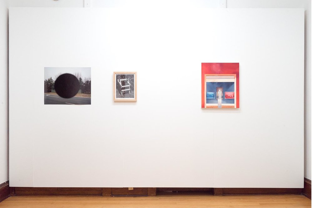 peter happel christian  / jehra patrick / installation view
