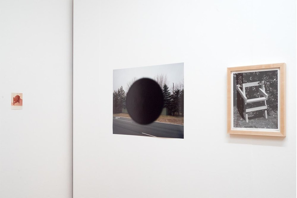 peter happel christian / installation view