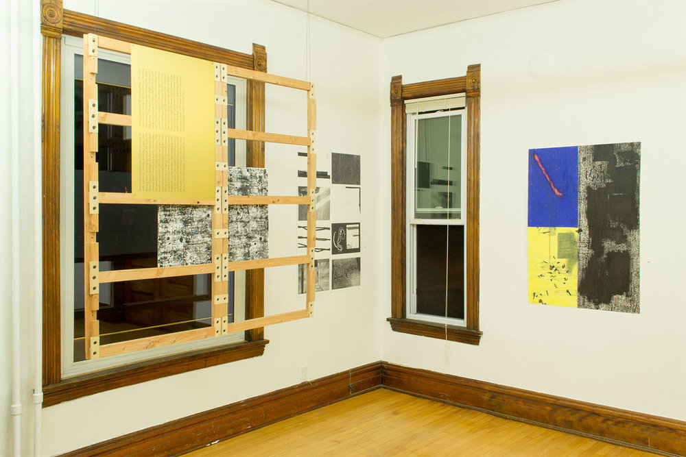 ryan gerald nelson  / installation view