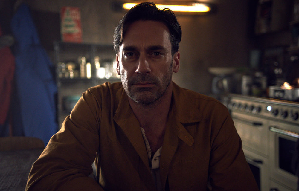 John Hamm in Black Mirror.  Credit: House of Tomorrow