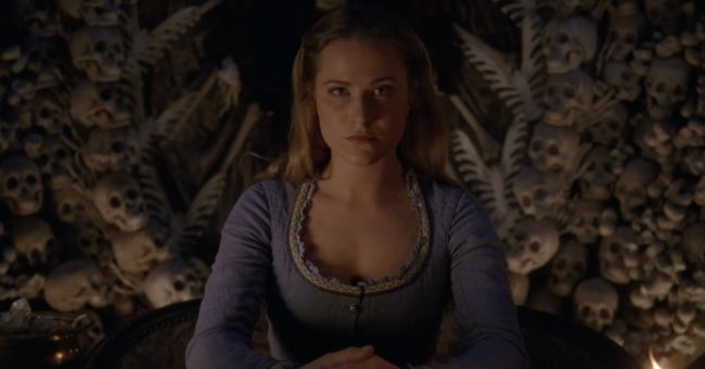 Dolores from HBO's  West World