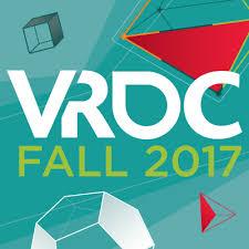 VR Developer Conference 2017