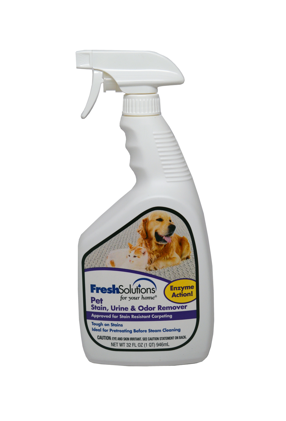 Pet Stain & Urine Odor Remover