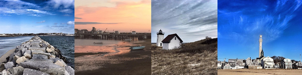 CHRISTINE'S PROVINCETOWN STRAIGHT FROM HER INSTAGRAM
