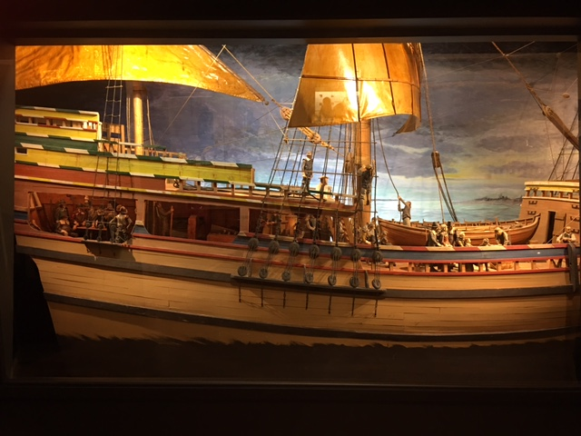 If you visit the monument check out the museum attached, it's full of great history about Provincetown (and who doesn't love a ship model!?)
