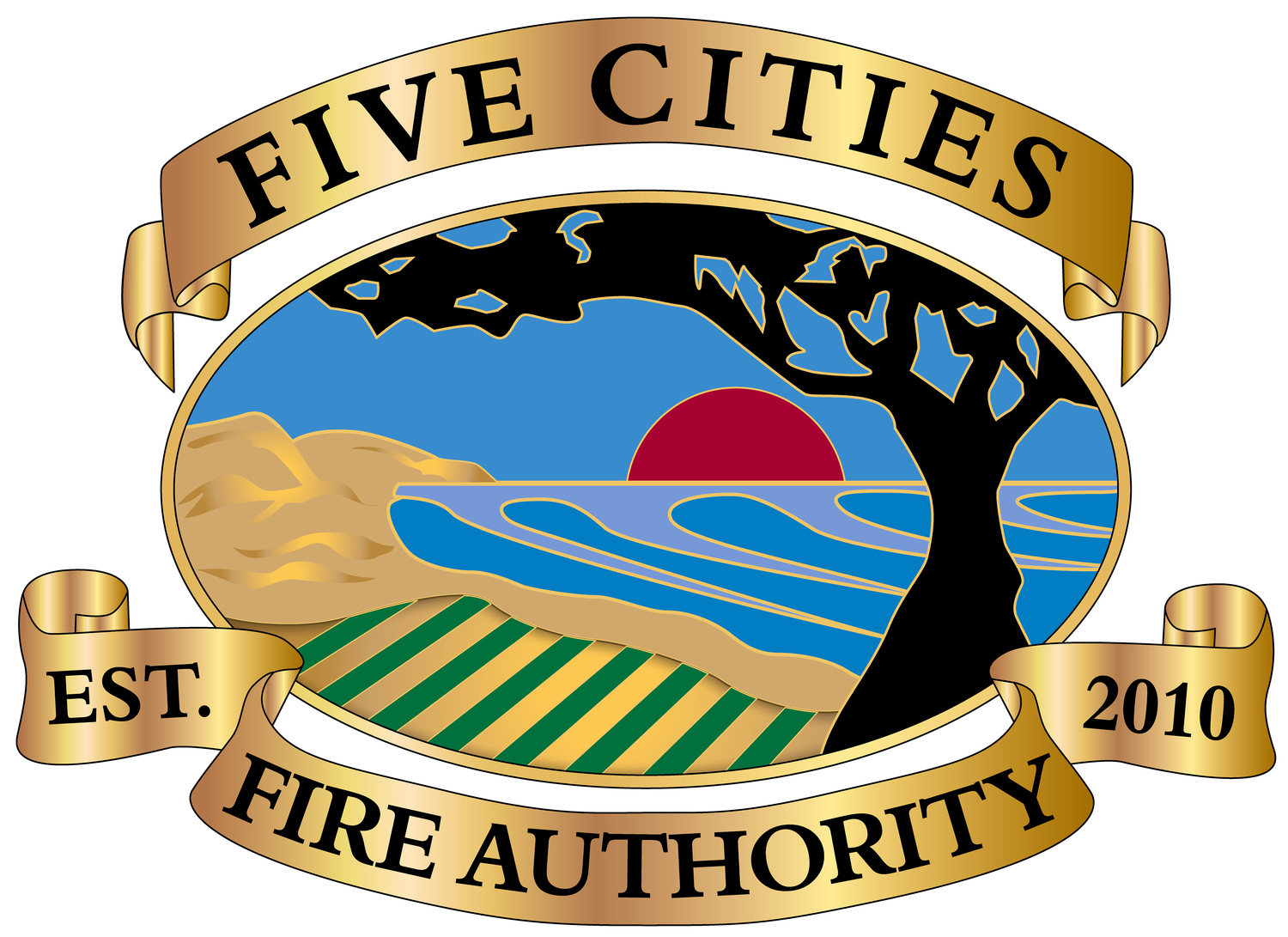 Five Cities Fire Authority