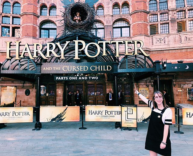 Merlin's beard!🦉 #HarryPotterAndTheCursedChild #KeepTheSecrets