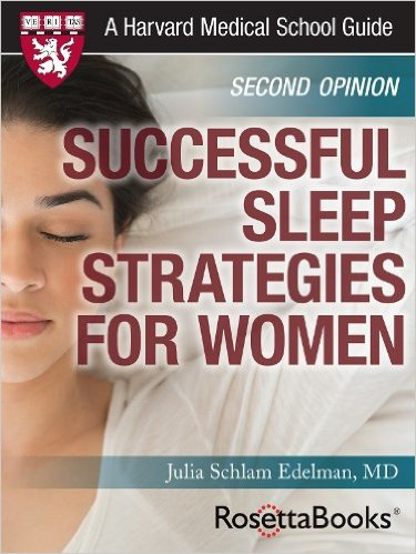 Successful Sleep Strategies for Women  Book Cover