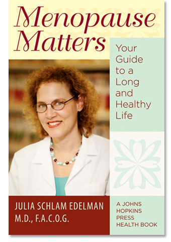 Menopause Matters: Your Guide to a Long and Healthy Life  Book Cover