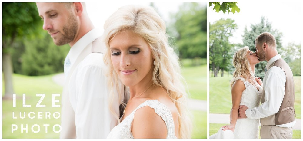 Inspiration Michigan Wedding