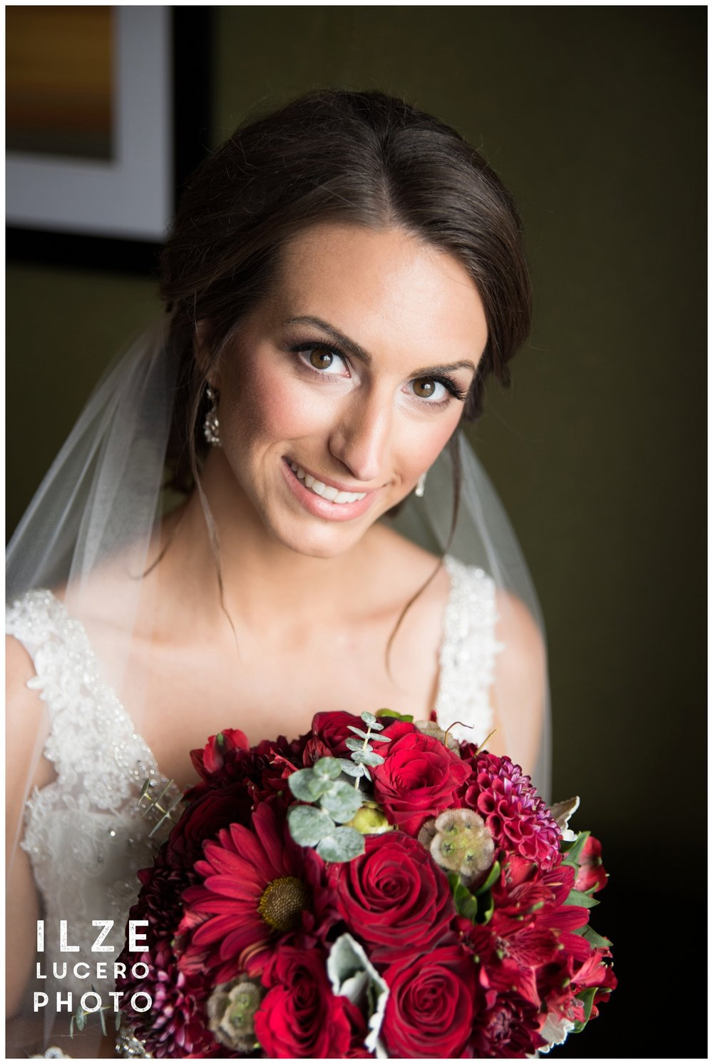 Bridal hair and makeup inspiration