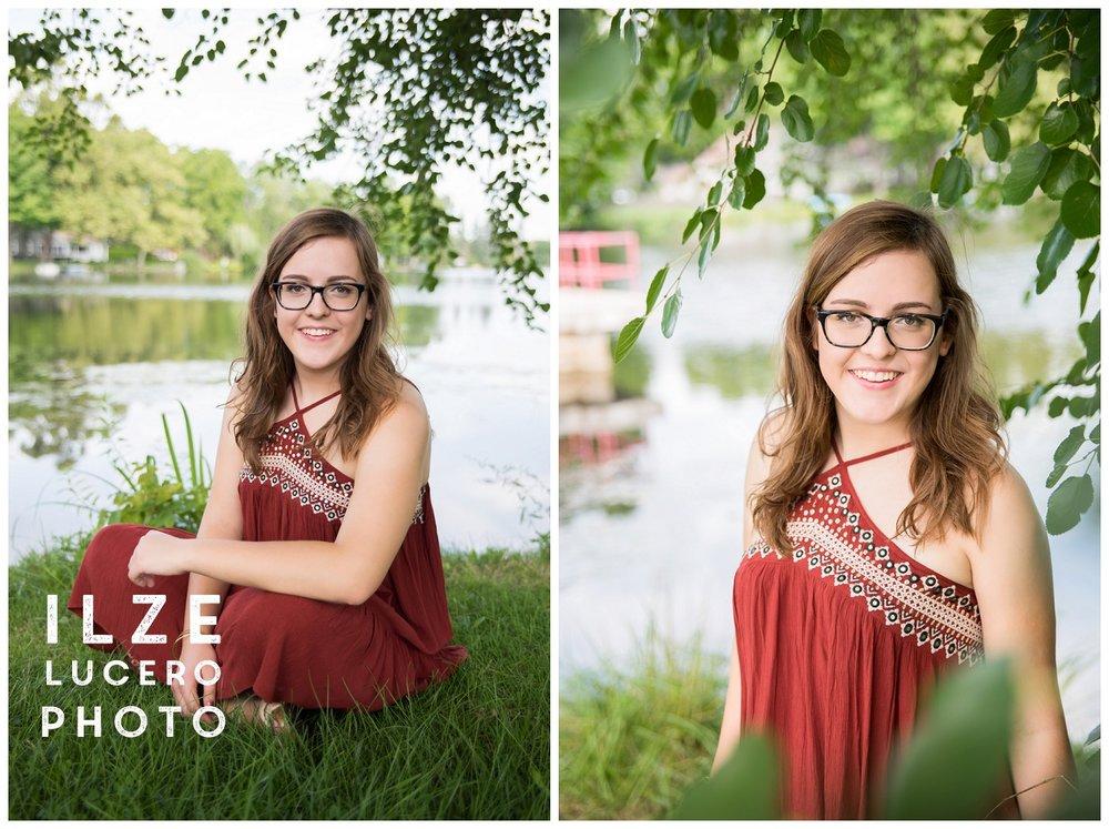 Clarkston senior photo inspiration