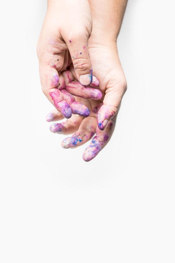 Artist Hands I