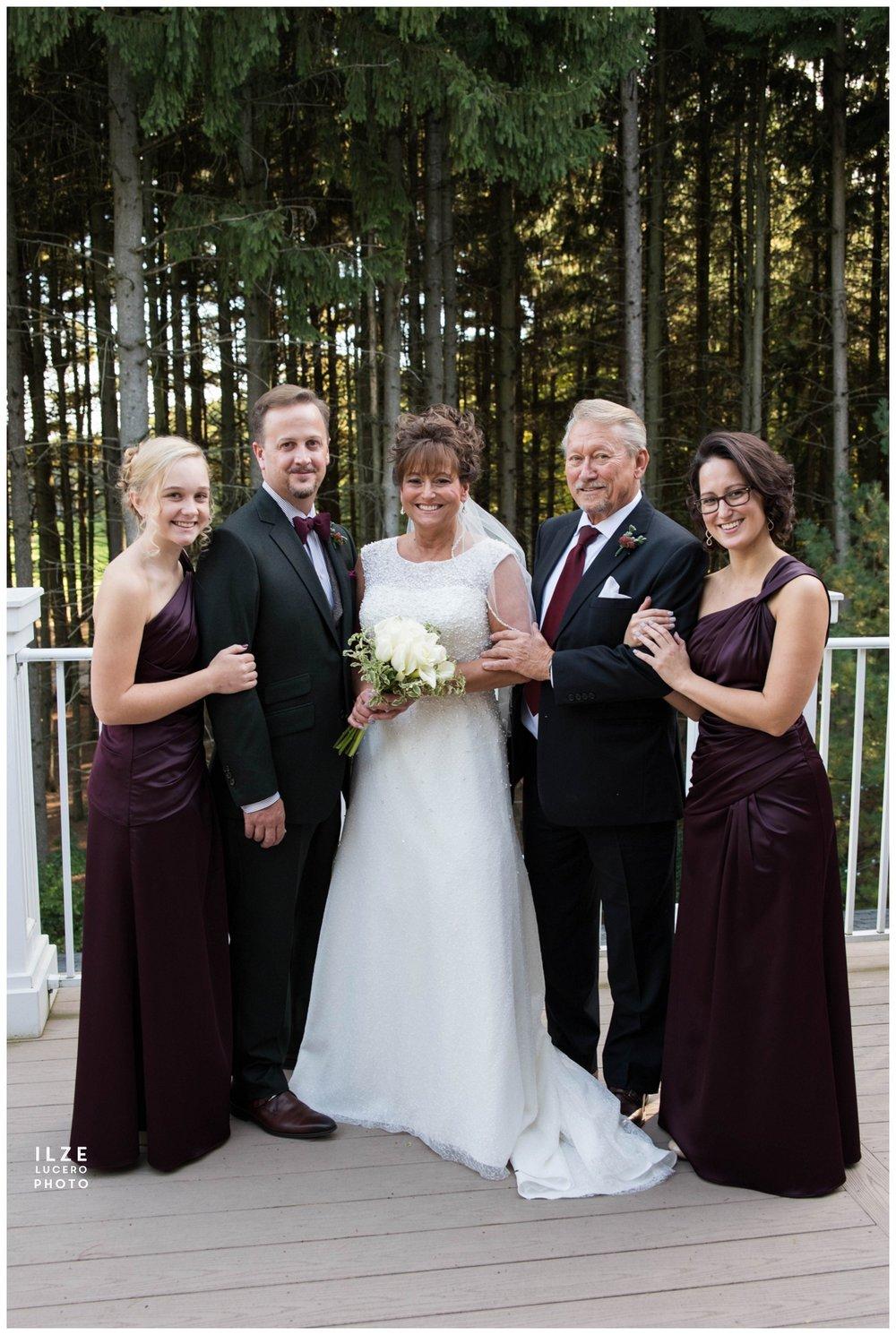 Clarkston wedding - Shepards Hallow