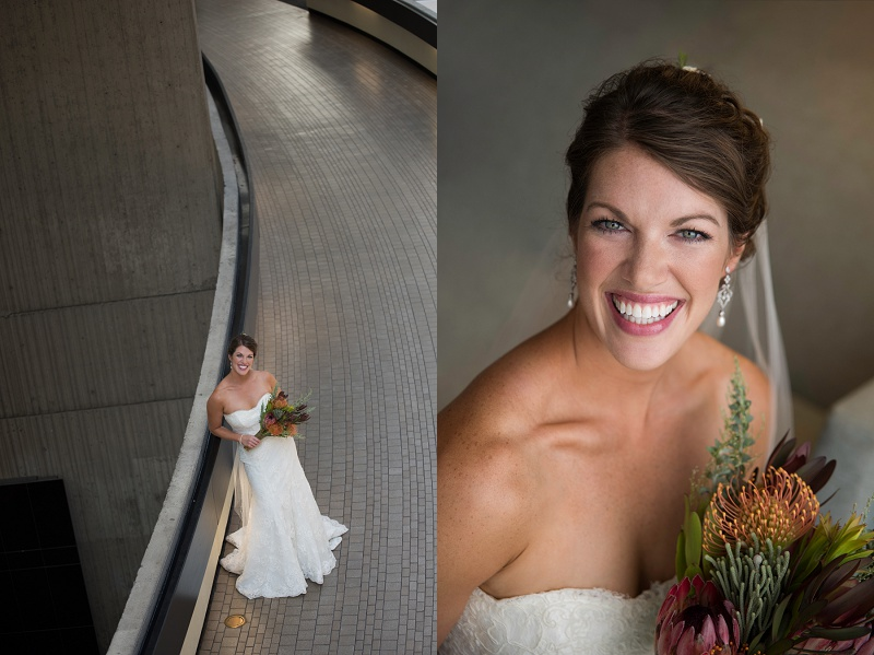 Detroit Ren Center Wedding