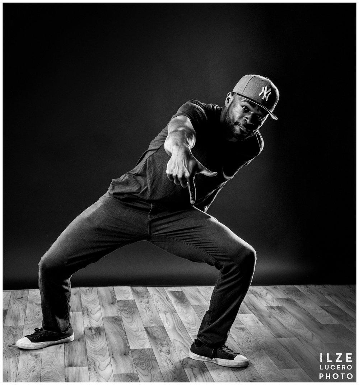 Dancer - photo session