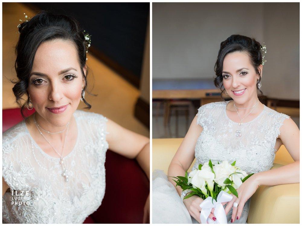 Bridal portrait -  Detroit Michigan Wedding