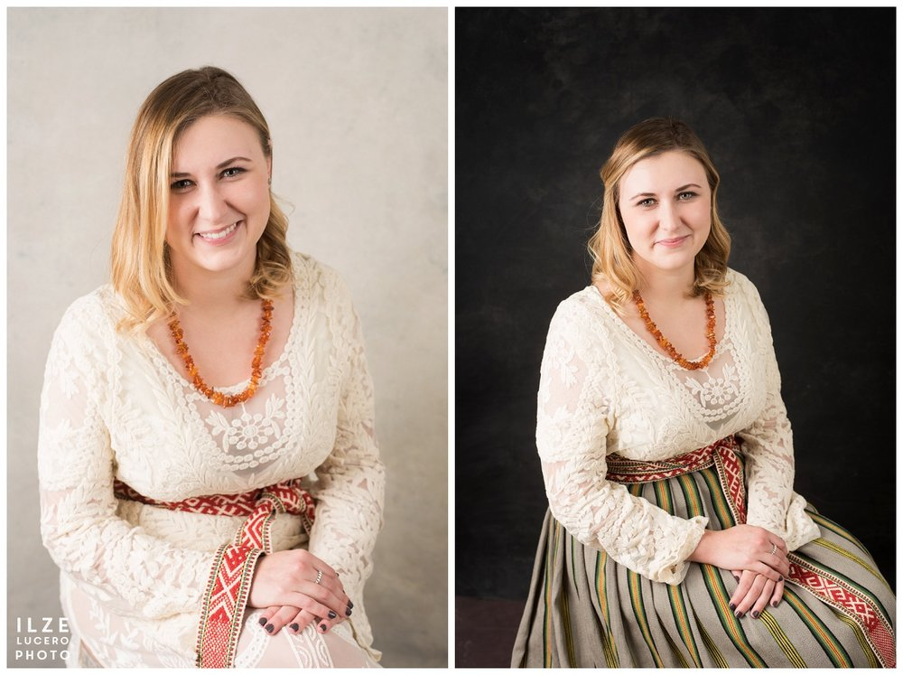 latvian Nomad Portrait
