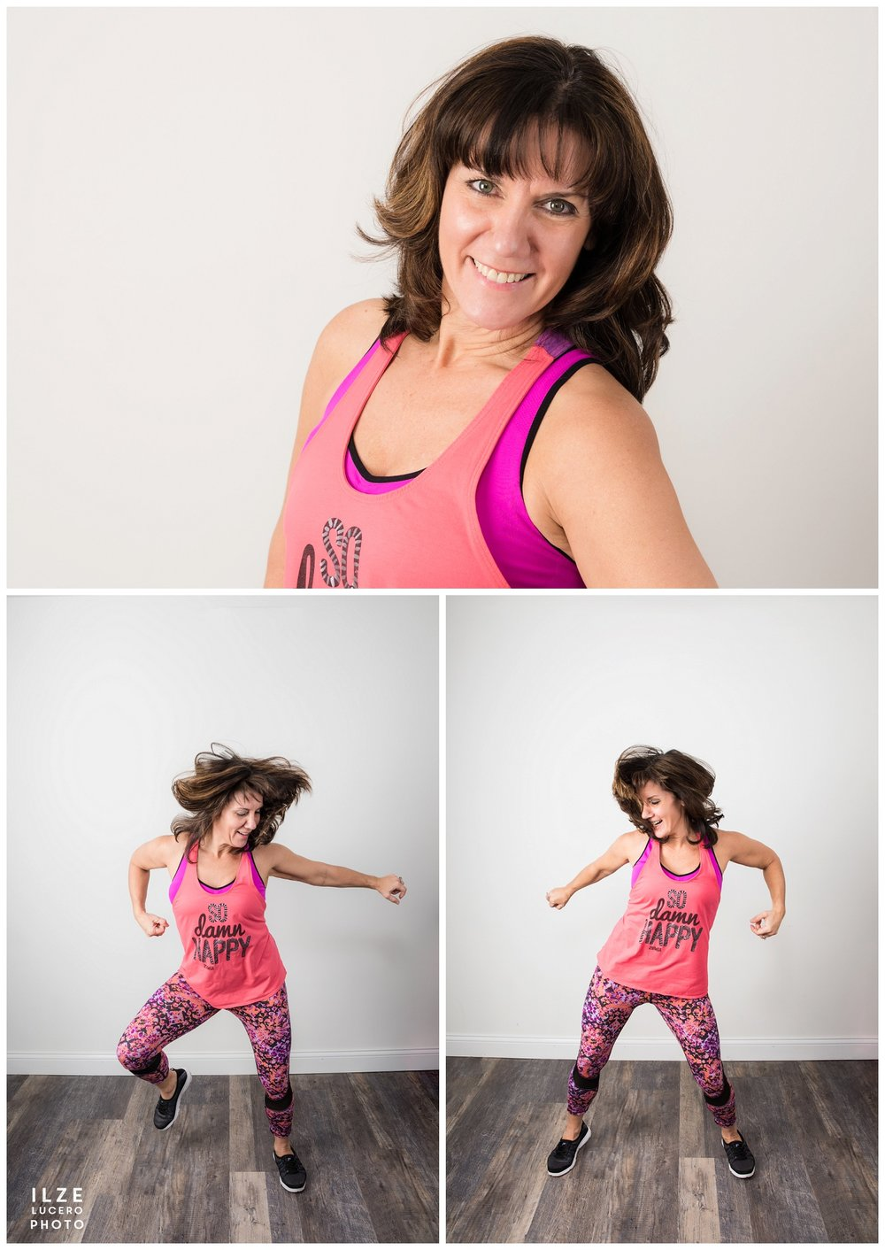 Clarkston Zumba instructor Teressa at Mueva