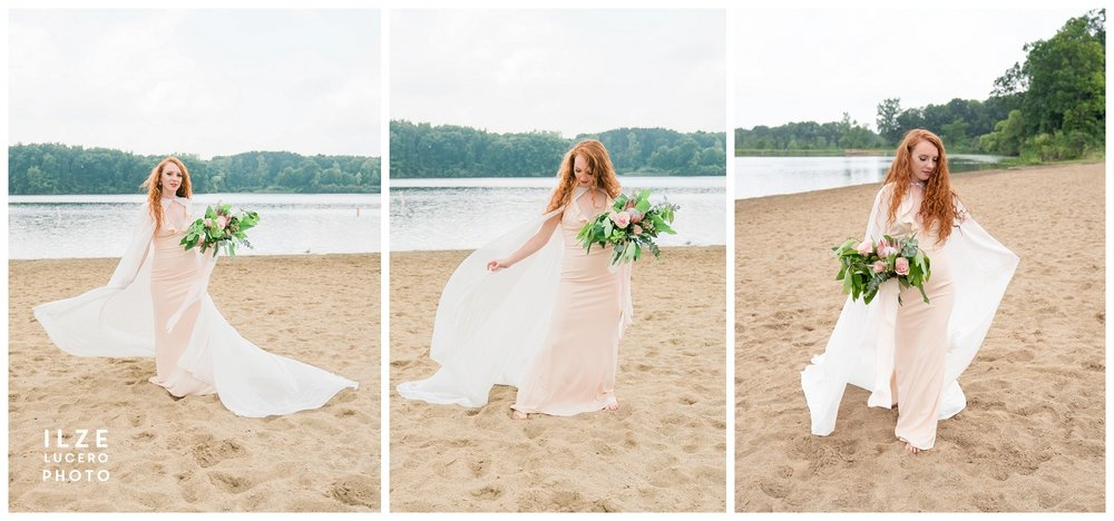 Beach wedding Photo Shoot
