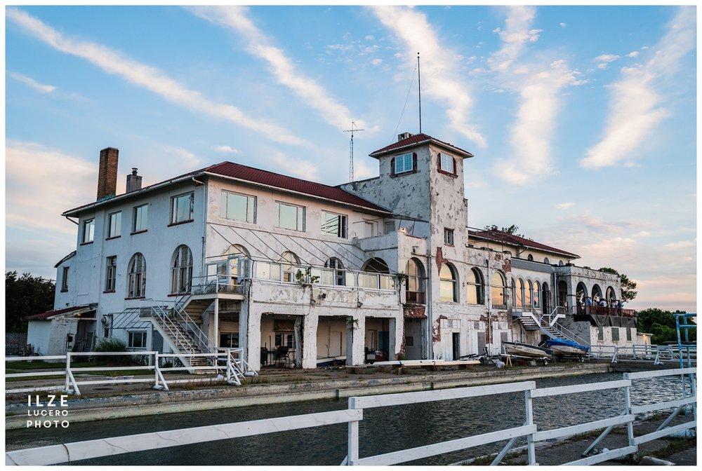 Belle Isle Boat House